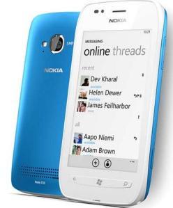 Spesifikasi dan Harga Hp Nokia Lumia 710